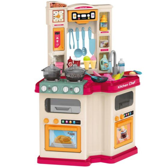Kuhinja igracka sa zvukom i svetlom Chef