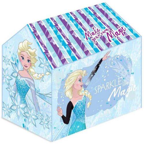 Plavi sator kucica za devojcice Frozen