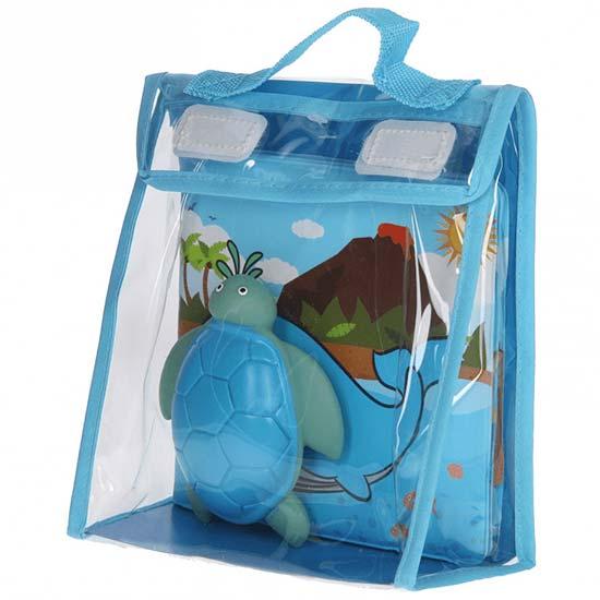 Set za kupanje kornjaca i knjiga
