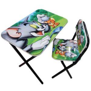 tomi dzeri sto i stolica za decu