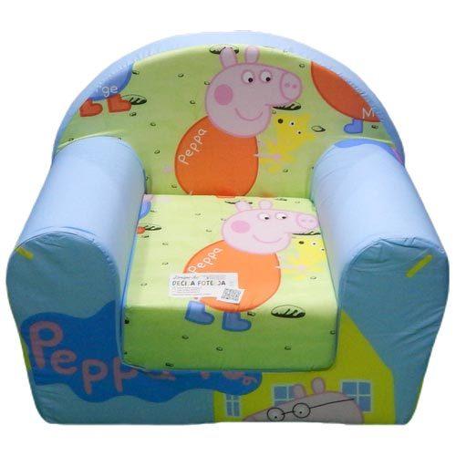 Pepa prase foteljica za decu