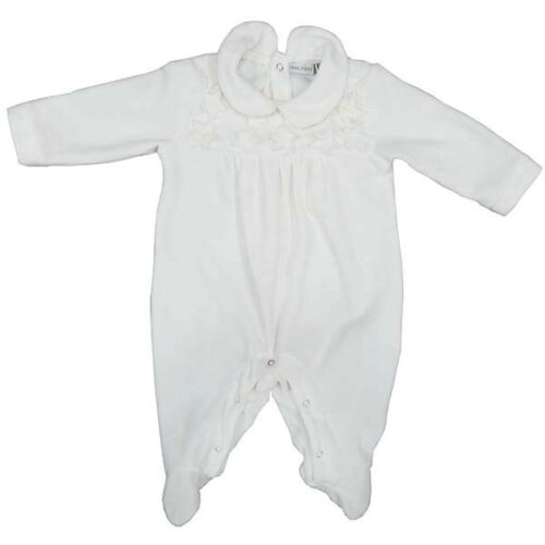 Plisana bela zeka za bebe 5057