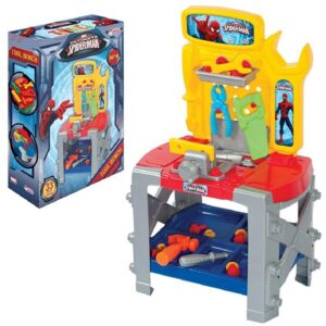 Set plasticna radionica Spiderman