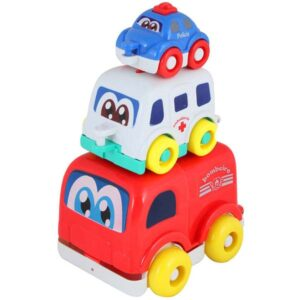 Tri autica za bebe