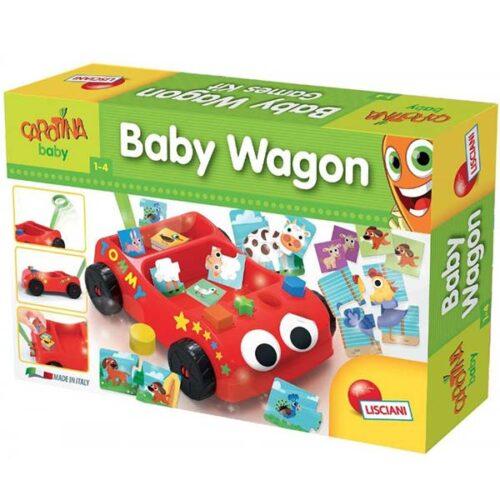 Baby wagon edukativna igracka za bebe