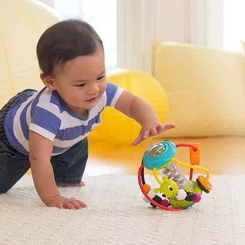 Kugla za razvoj beba Discovery