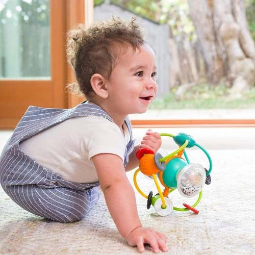 Edukativna bebi lopta Infantino