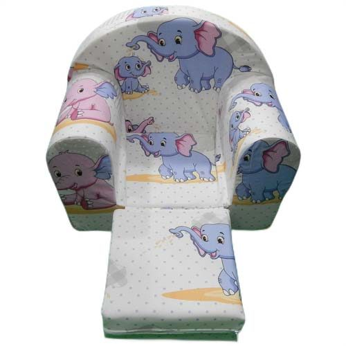 Decija sundjerasta foteljica Dambo