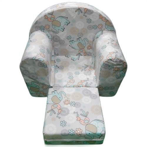 Fotelja za decu sa motivom slona