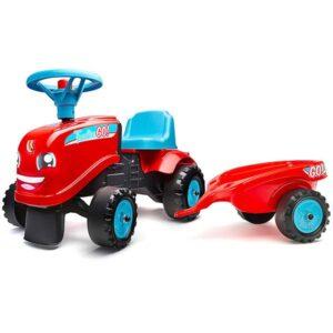 Guralica crveni traktor Falk