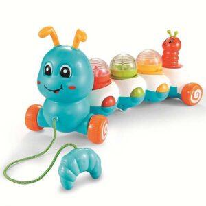 Igracka hodajuca gusenica za bebe