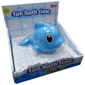 Plavi kit na navijanje Denis