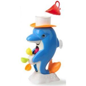 igracka plavi delfin