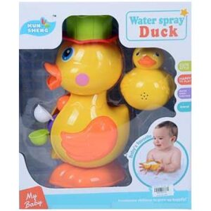 Igracka za kupanje zuta patka
