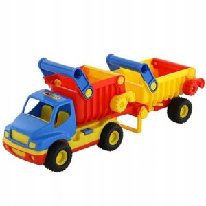 Igracla veliki kamion sa prikolicom Wader