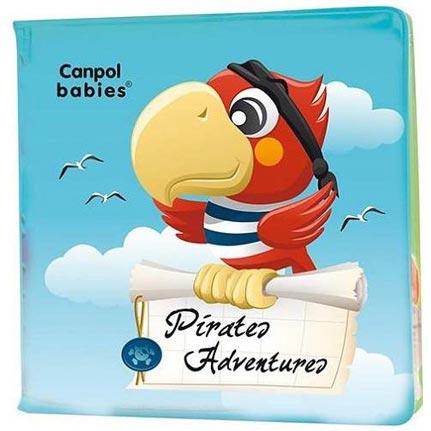 Knjiga za kupanje beba papagaj