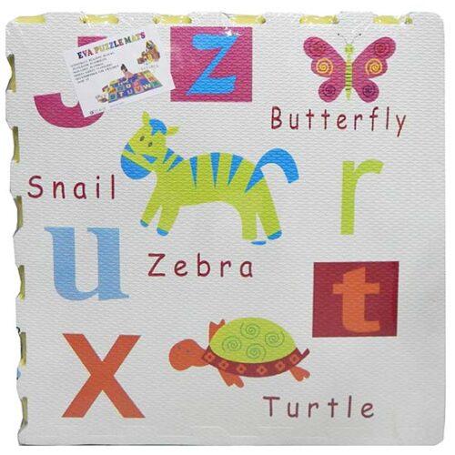 Tepih od sundjera za bebe Zebra