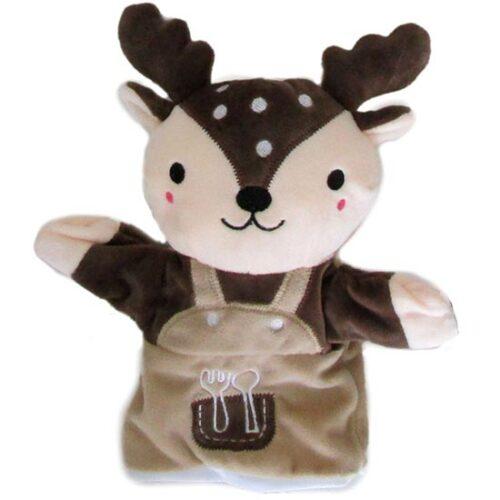 plisana rukavica jelen