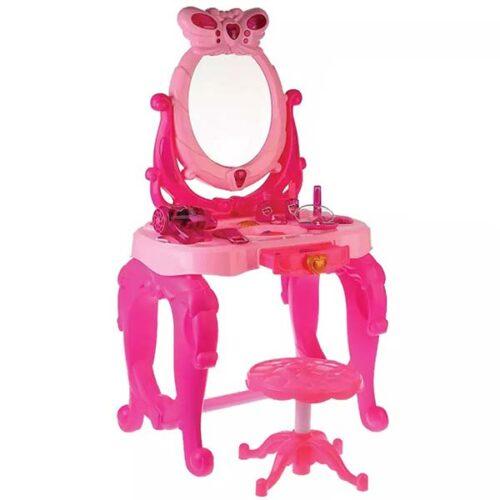 Deciji sto i stolica za sminkanje Dresser