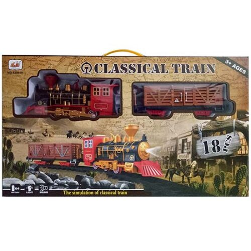 Vozi i pruga Classic train