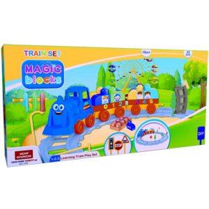 Voz i kocke za decu Magic blocks 43