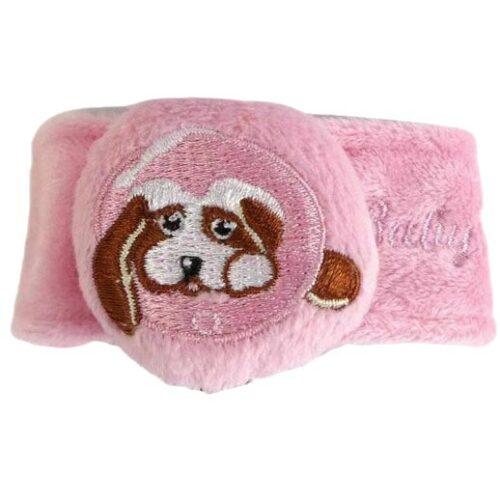 roze narukvica za bebe Vipo