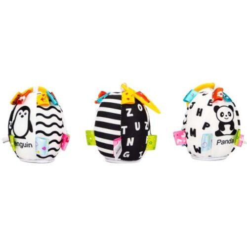 crno-bela lopta za malu decu