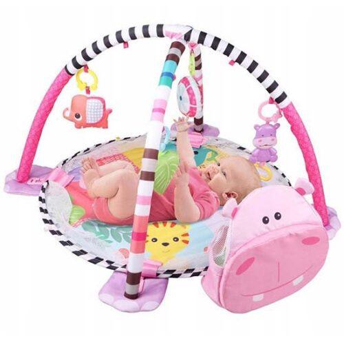 gimnastika za bebe nilski konjic i 30 loptica