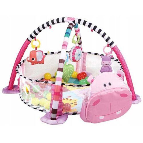 Bazen za bebe sa 30 loptica hippo