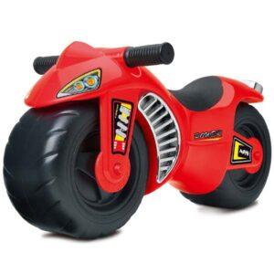 Crvena guralica za decu moto power