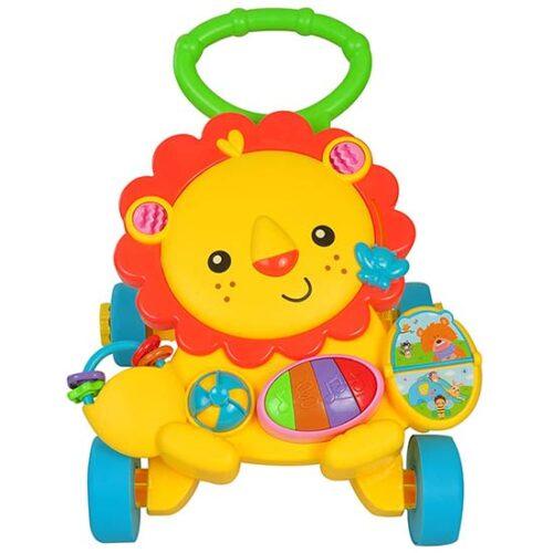 zuta setalica za decu lion
