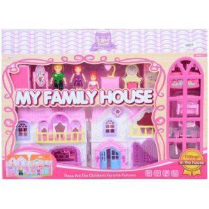 kucica sa figuricama Good family