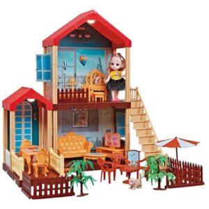 kucica i lutka princess house