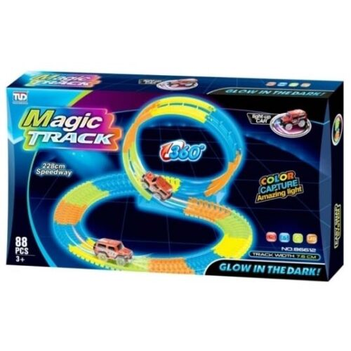 magicna svetleca staza 228 cm