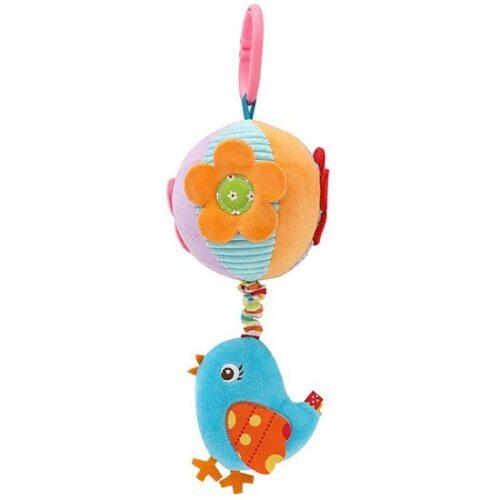 sarena muzicka igracka za bebe pticica