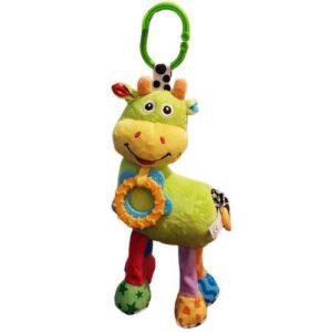Greeny igracka za kolica kravica