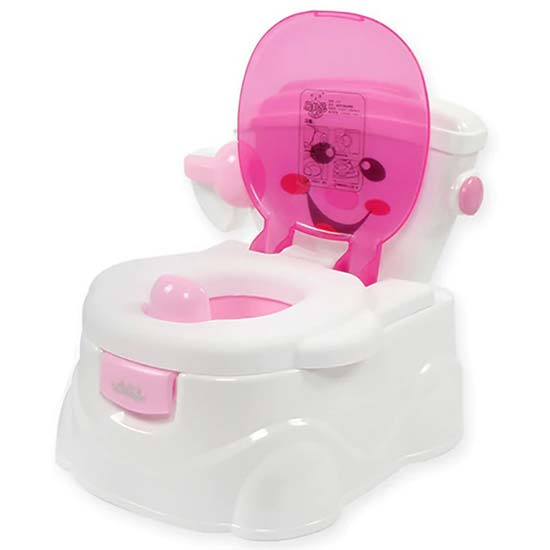 roze bela nosa wc solja smile