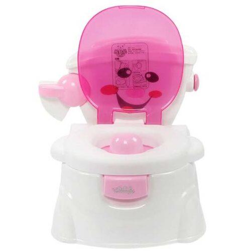 nosa wc solja roze Smile