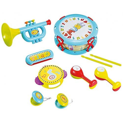 plasticni instrumenti za decu infunbebe