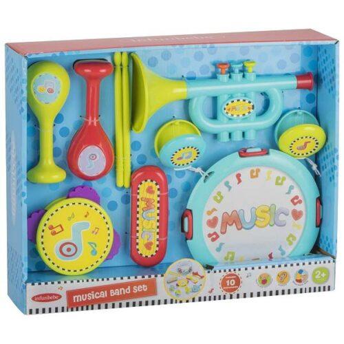 Instrumenti za decu Infunbebe