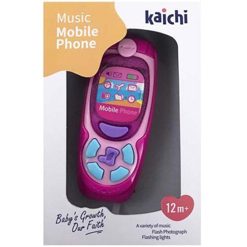 telefon za bebe u kutiji Kaichi