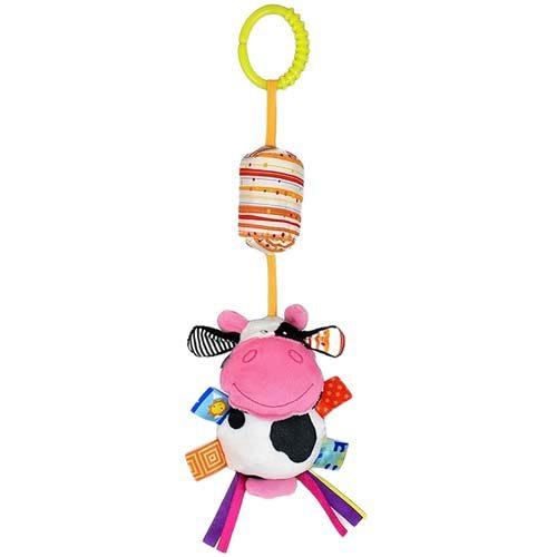 igracka za bebe visuljak kravica mumu