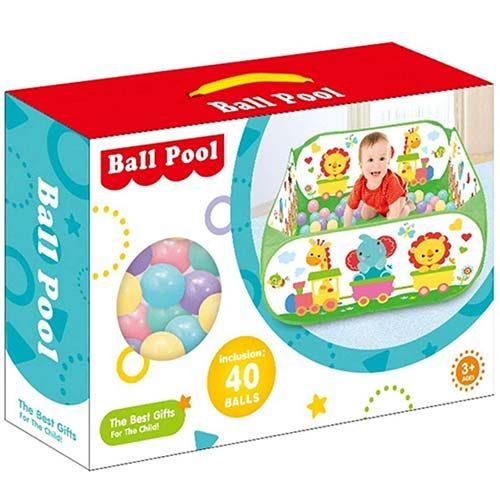 bazen sa lopticama za bebe ball pool