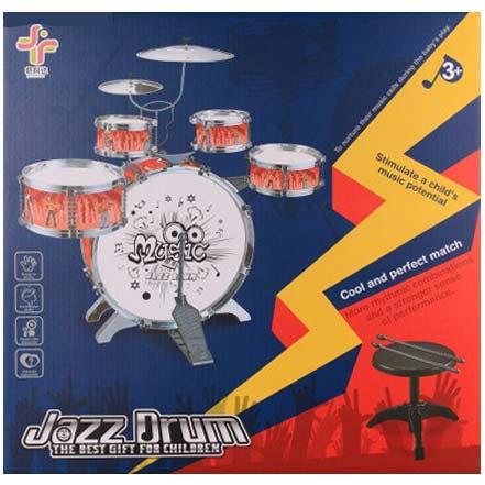 bubnjevi za decu jazz