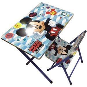 miki maus deciji sto i stolica