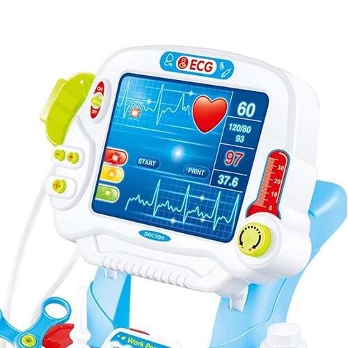 Doktor set za decu EKG 2
