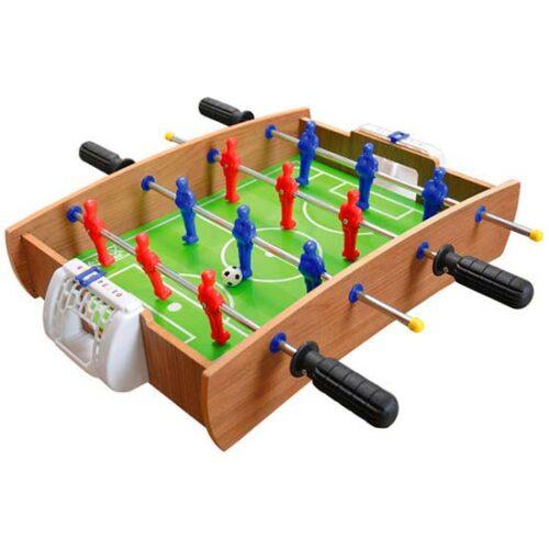 stoni fudbal drveni sa 12 figura