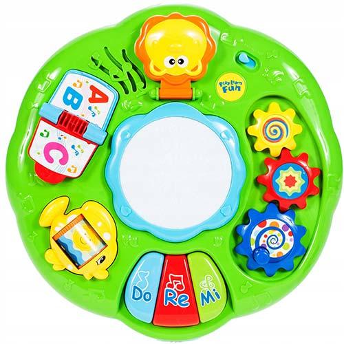 edukativni sto sa igrackama za bebe