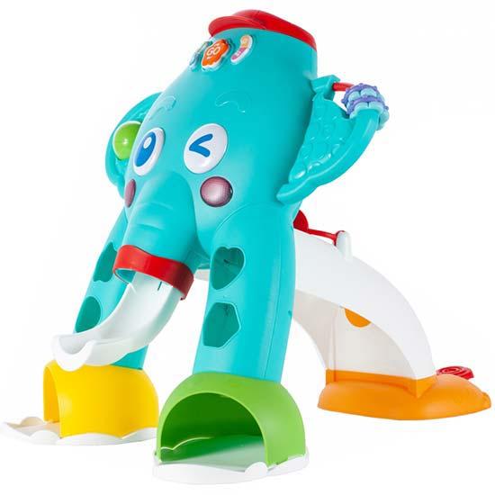 plavo interaktivno slonce abero