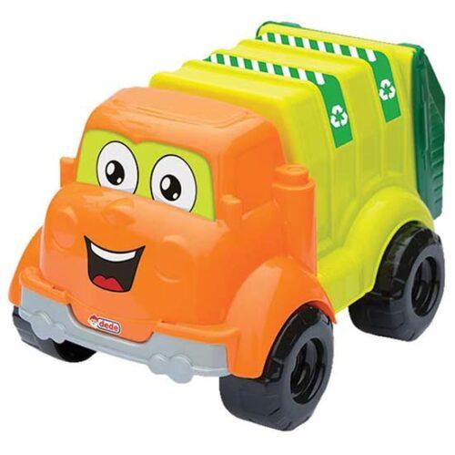 kamion za smece dede